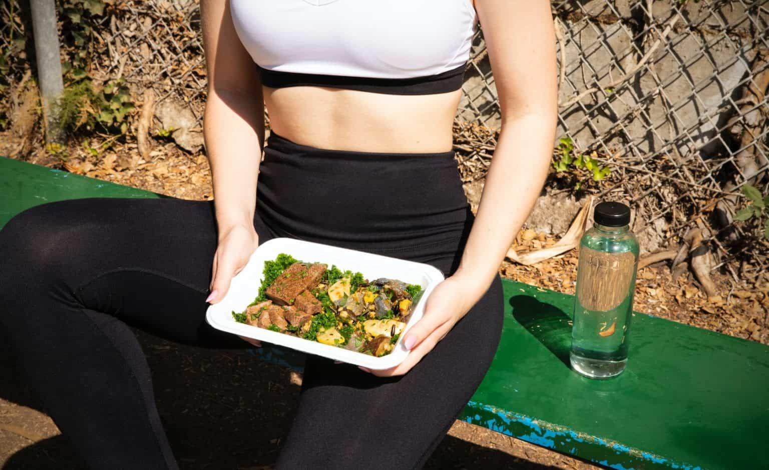 מה לאכול אחרי ריצה