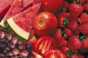 ירקות אדומים