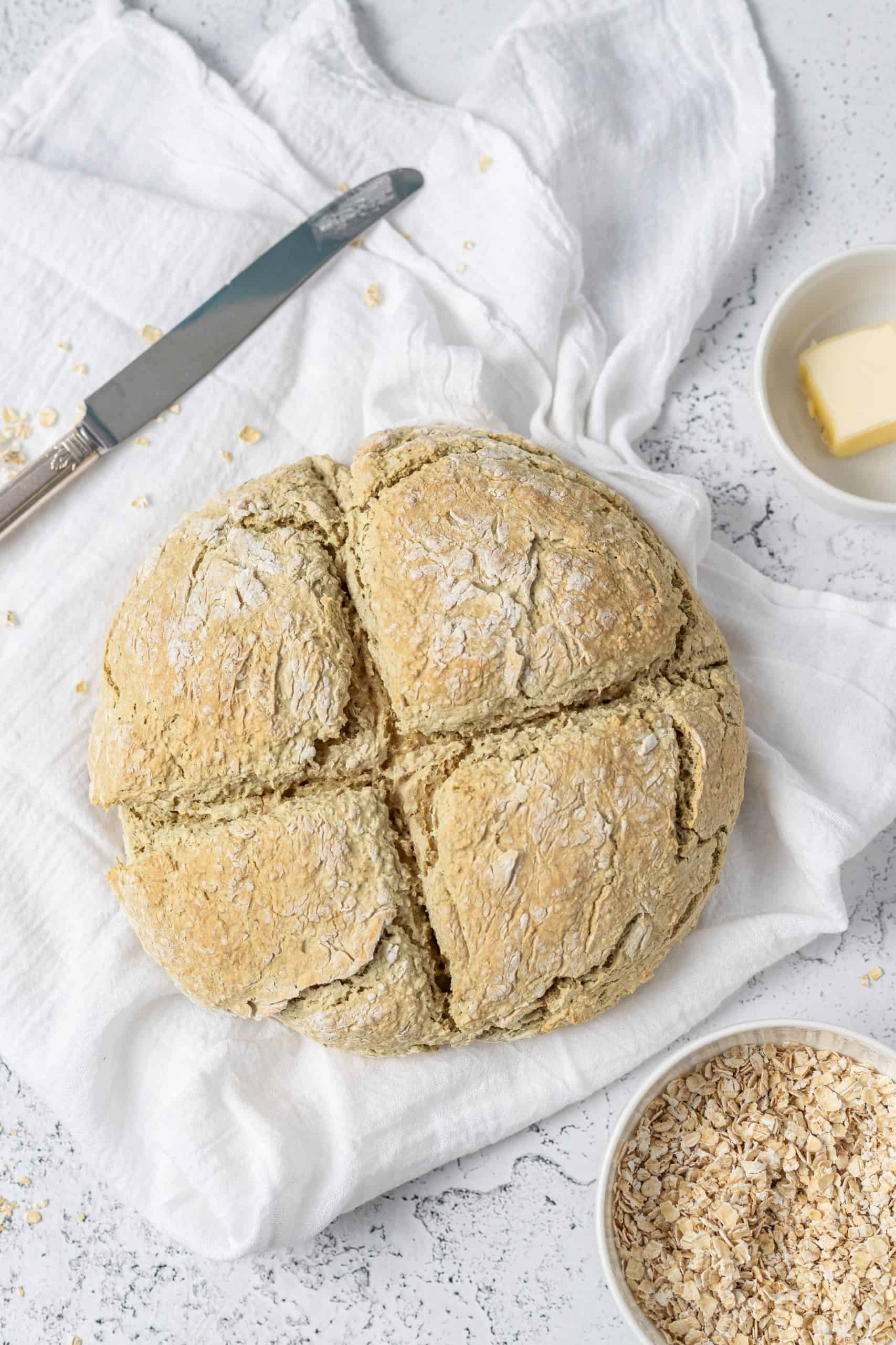 לחם שיבולת שועל קלוריות וערכים תזונתיים