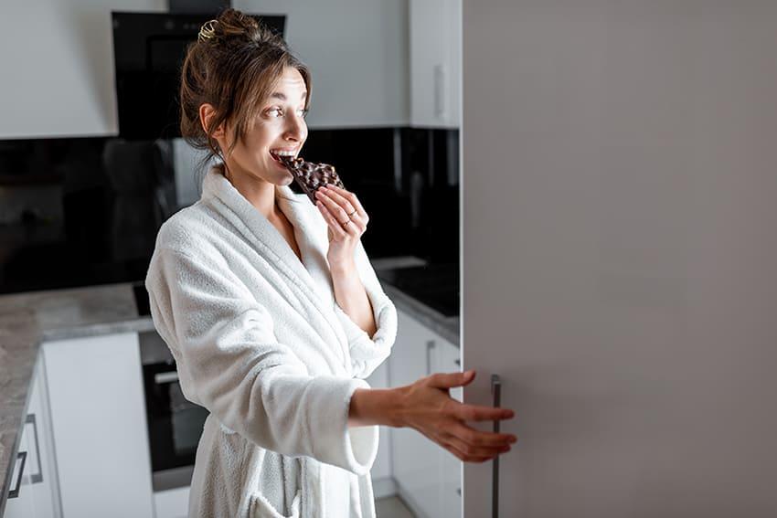 מה לאכול במחזור - שמירה על תפריט מאוזן