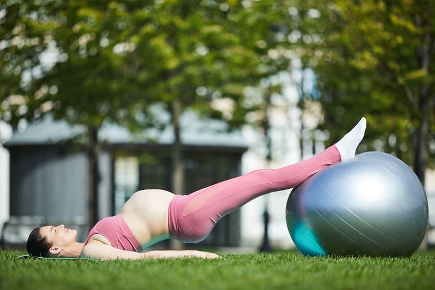 ספורט בתחילת הריון האם כדאי?