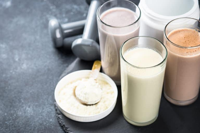 חלבון מהצומח אחרי אימון