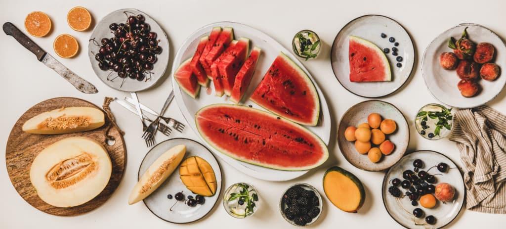 כמה פירות מומלץ לאכול ביום