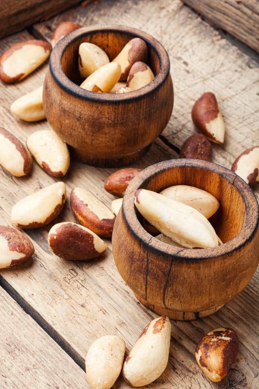 אגוז ברזיל מקורו מהאמזונס
