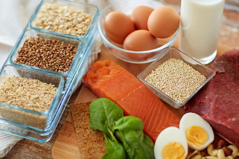 דיאטת דש 8 עקרונית עיקריים