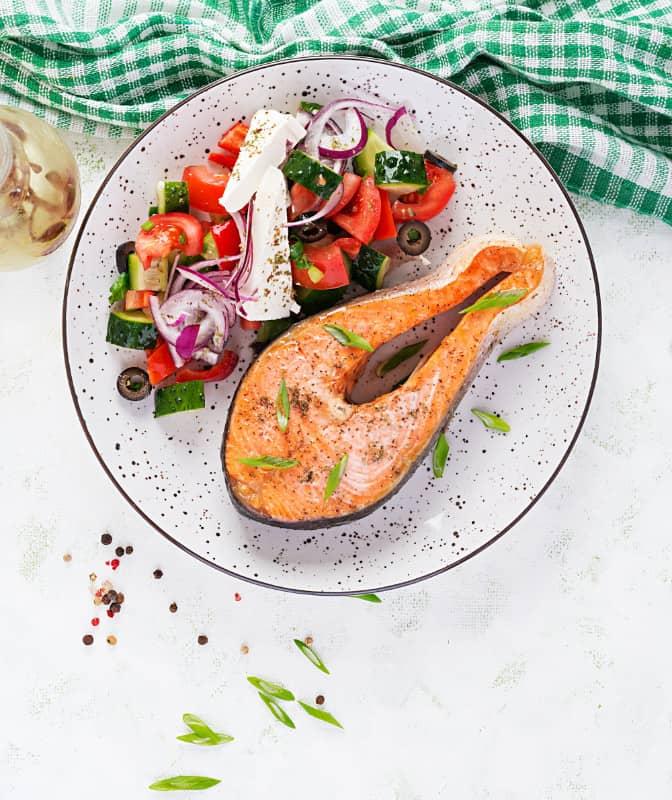 דוגמא לארוחה דיאטת אטקינס