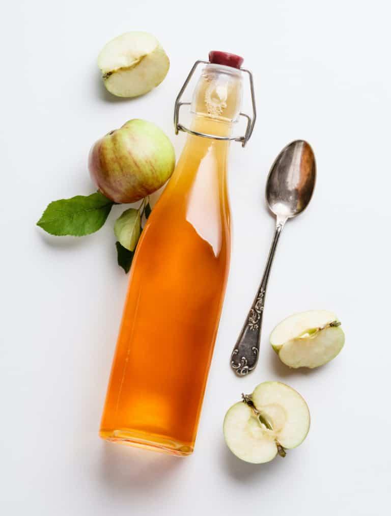 מה זה חומץ תפוחים