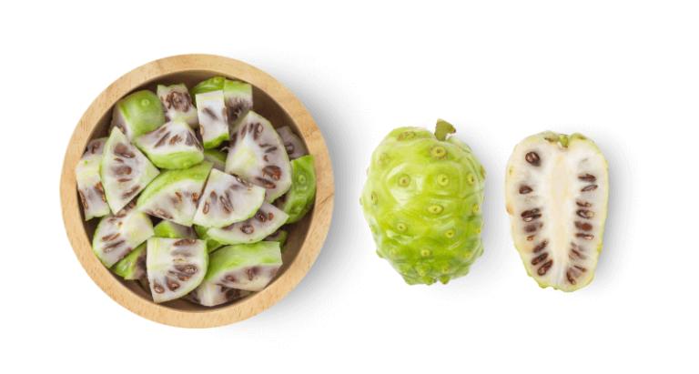 פרי נוני ערך תזונתי