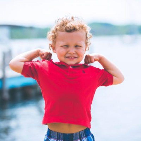 הקשר המפתיע בין המזון שהילד שלכם אוכל לביטחון העצמי שלו